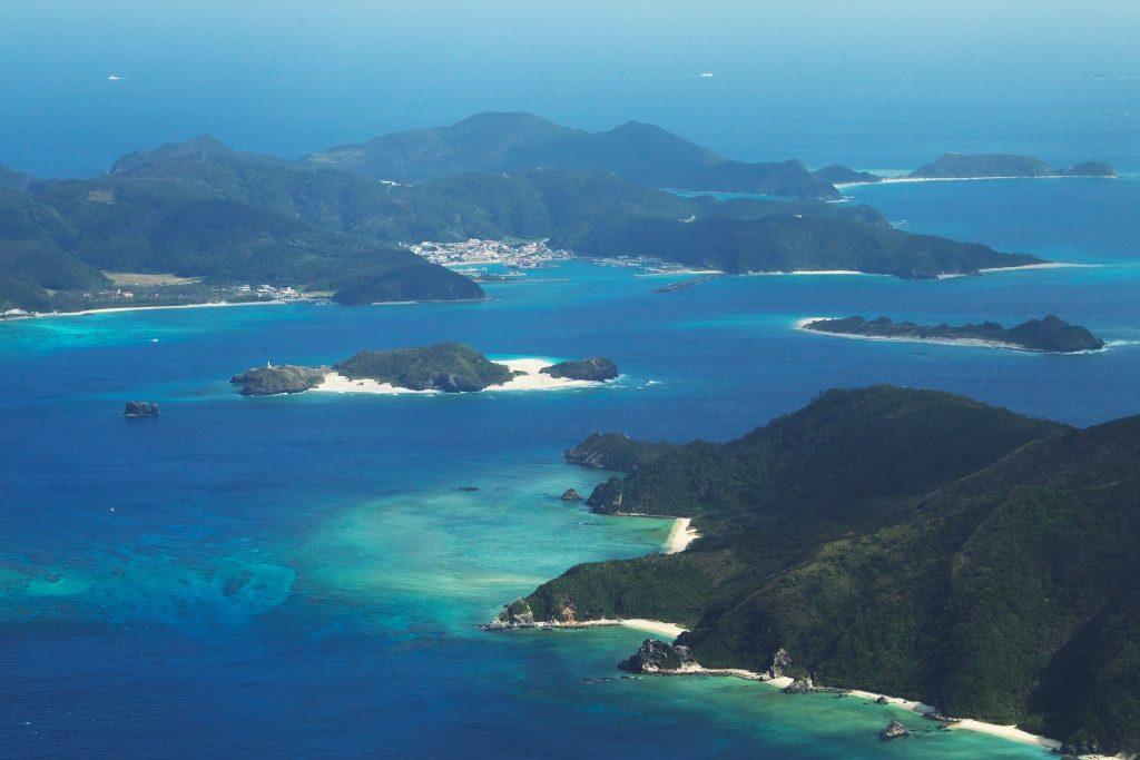 Remote island(near the main island of Okinawa)