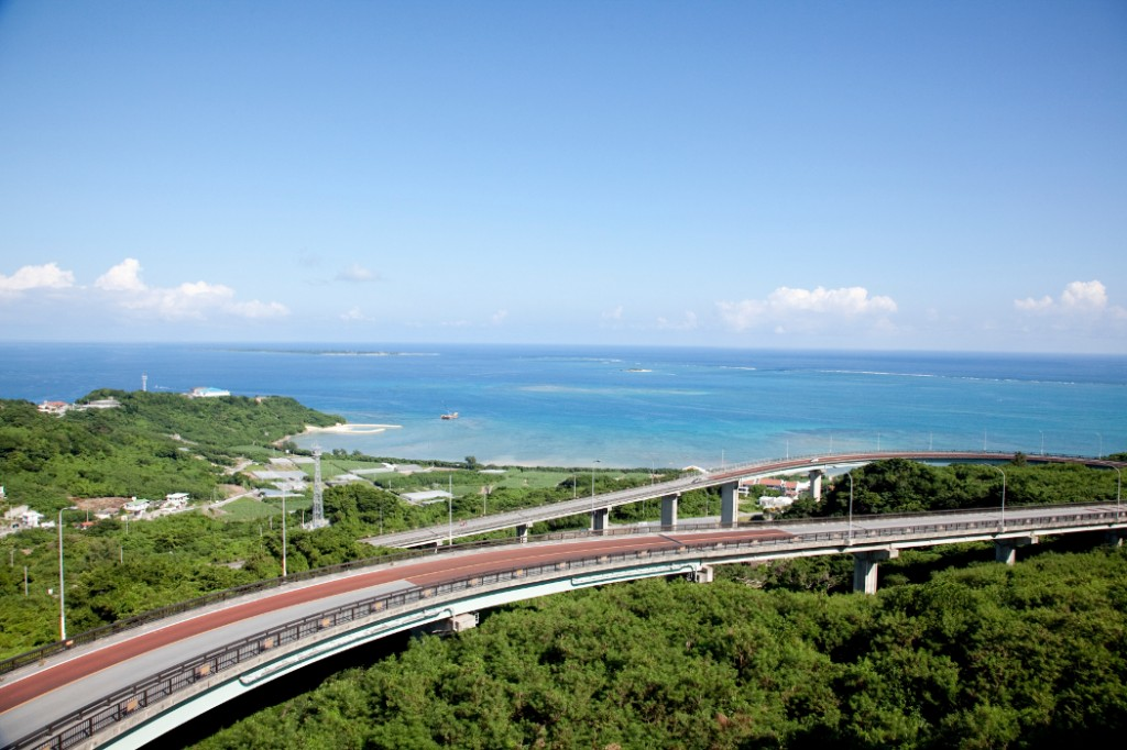 Main island of Okinawa(south)