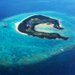 Appealing Point of Minna Island ~Suprising Beautiful Ocean~