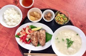 "Introducing Bands Cafeteria-Try a taste at Miyakojima's newest ""Yushi Tofu and Local Fish Shop"