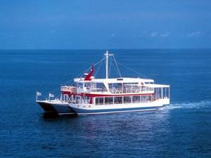 水中観光船・クルージング