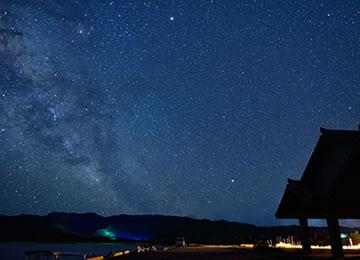 目指せ星空保護区!八重山の夜空