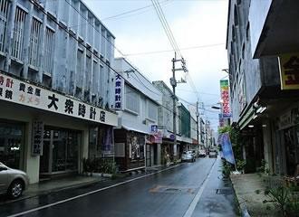 宮古島の市街地で周辺ホテルをリサーチしてきた