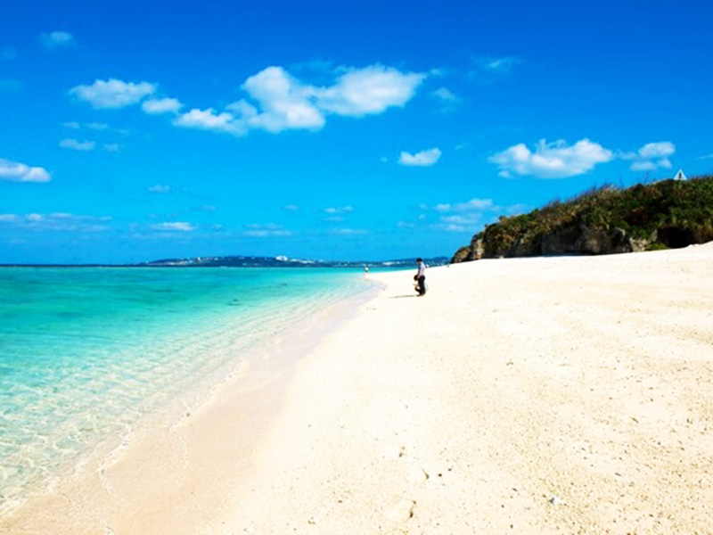 Sesoko Island ~Fascinating Remote Island which is accessible from Naha!