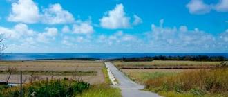 波照間島サイクリングコース