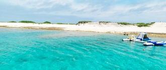 日帰りナガンヌ島海水浴ツアー
