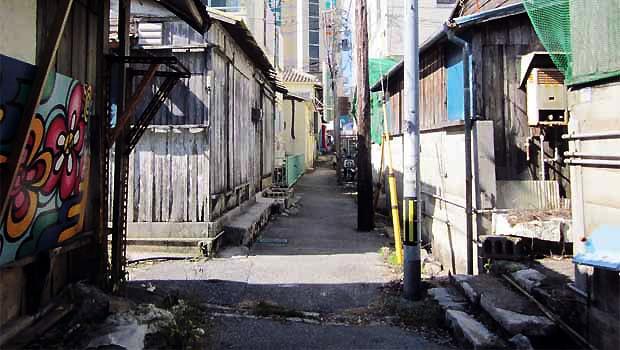 那覇まちま~い・国際通りのワキ道ヨコ道ウラの道