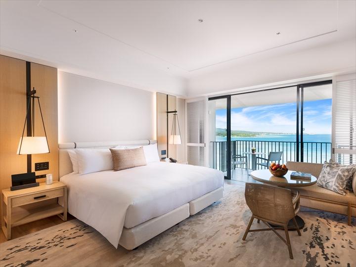 沖縄 高級リゾート ホテル ハレクラニ 客室