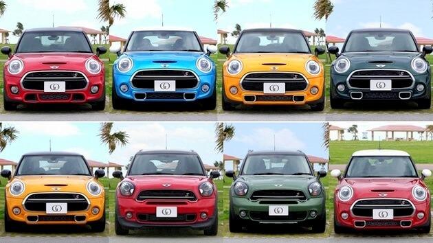 mini-8cars