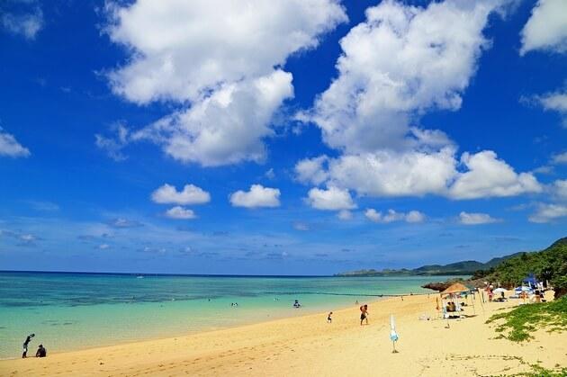 石垣島サンセットビーチ