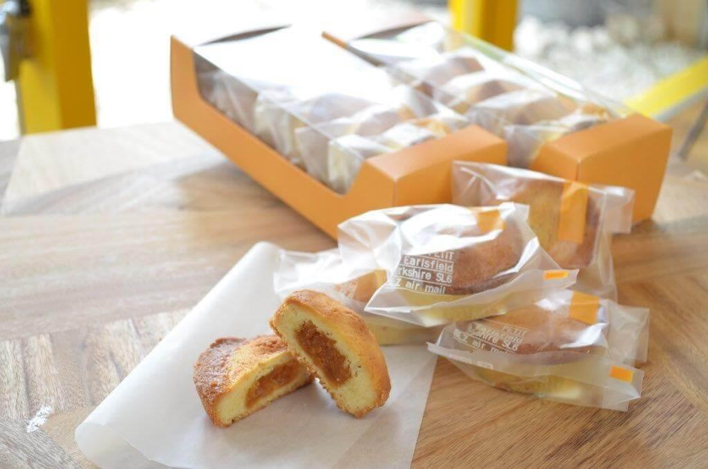 石垣島パインケーキ