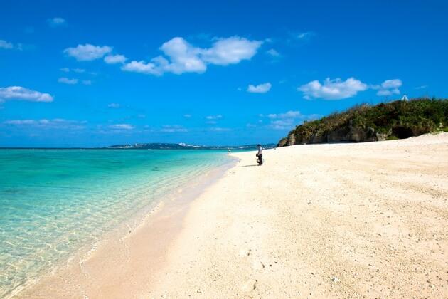 Hasil gambar untuk sesoko beach okinawa
