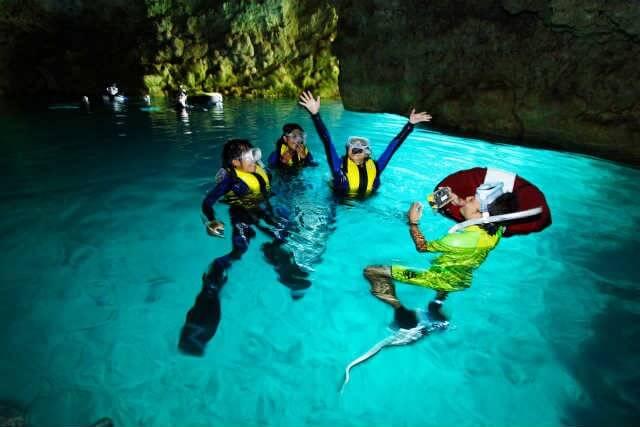青の洞窟イメージ