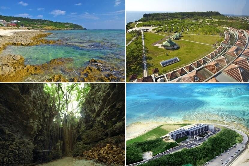 沖縄南部観光イメージ