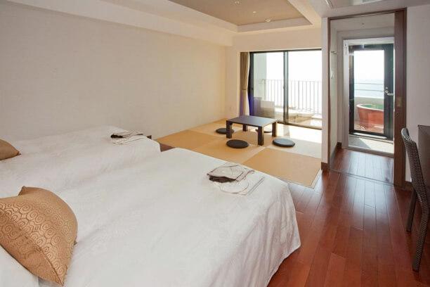 Senagajima hotel・guestroom outdoor hot spring