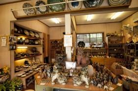 お気に入りの器を探して。壺屋やちむん通りをてくてくお散歩♪