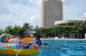 【宿泊体験記】ザ・ビーチタワー沖縄に子連れ家族で泊まってきました!
