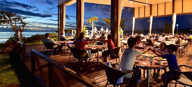 フサキビーチリゾート ホテル & ヴィラズ内のレストラン