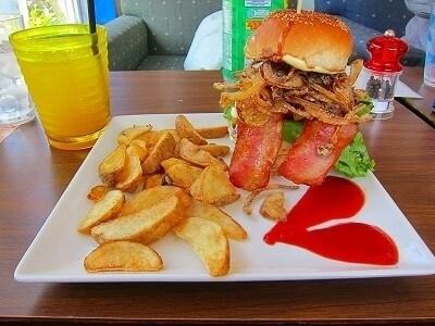 沖縄ハンバーガーイメージ