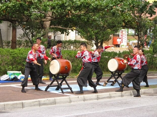 沖縄のマラソンイメージ