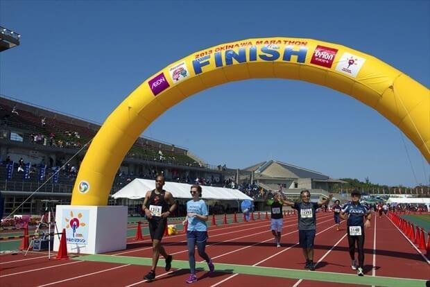 沖縄マラソンのイメージ
