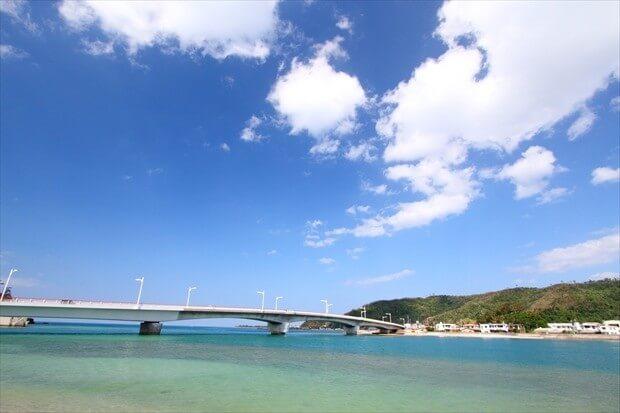 沖縄・国道58号線イメージ