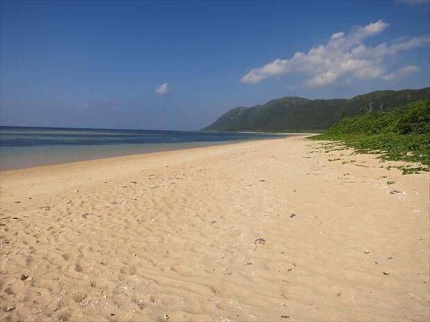 西表島ビーチ 南風見田の浜
