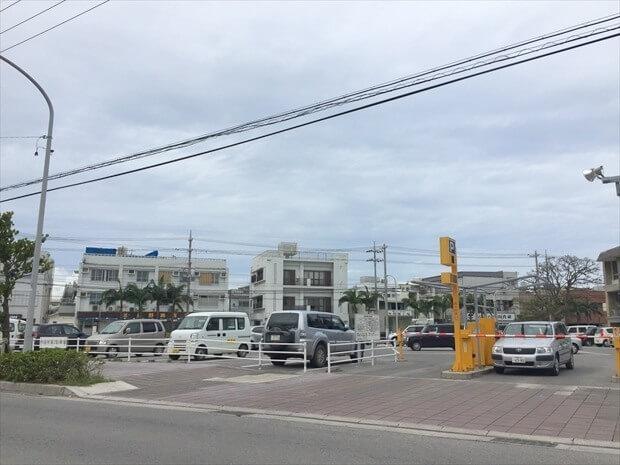 石垣島離島ターミナル駐車場