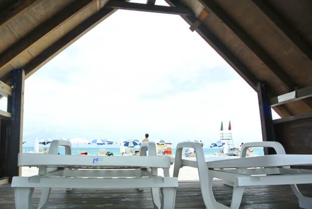 ナガンヌ島レストコテージ