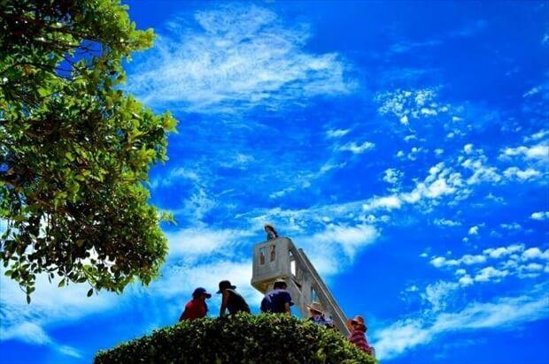 竹富島・なごみの塔
