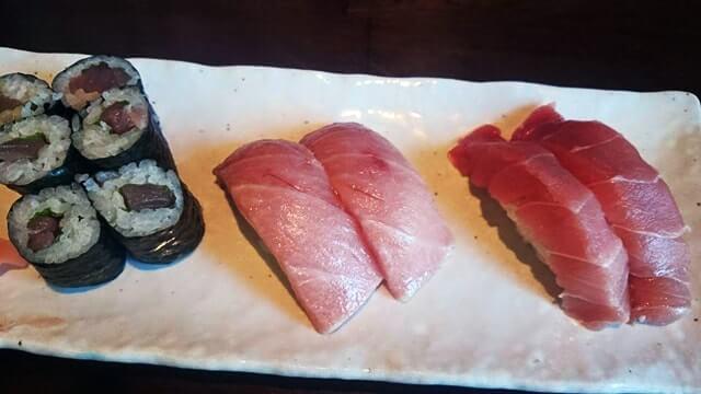 ひとし石敢當店・寿司