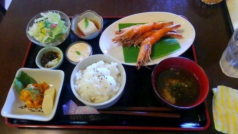 石垣島 かーら屋食堂
