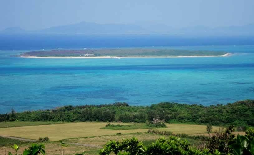 小浜島観光イメージ
