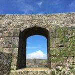 ドライブ途中に世界遺産へ!中城城跡でまったり絶景の旅