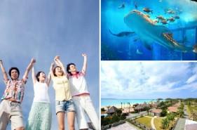 卒業旅行は沖縄へ!ココが皆で楽しめるおすすめスポット