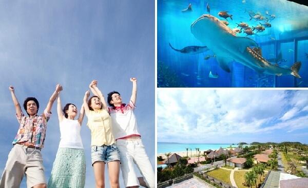 沖縄卒業旅行イメージ