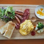 songbird cafe【読谷村】海&カフェでほっこり時間♪