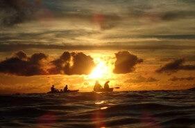 石垣島でカヤック【体験記】マングローブ、夕日や星空に魅了