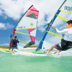 小浜島で日本最大級のウィンドサーフィン大会が開催|星野リゾートリゾナーレ小浜島