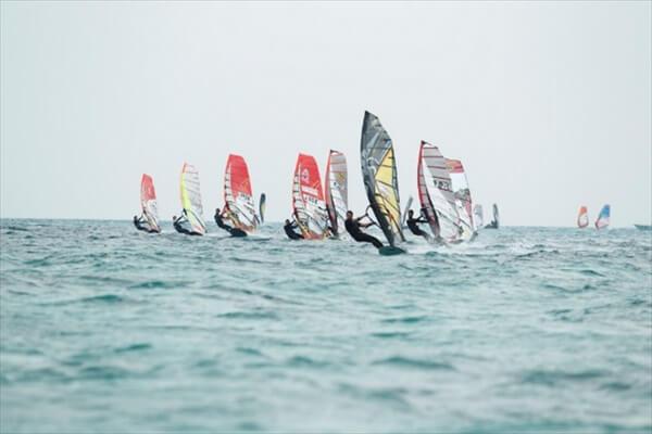 小浜島ウィンドサーフィン大会
