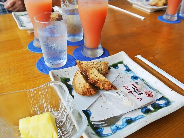 ポーザーおばさんの食卓・軽食