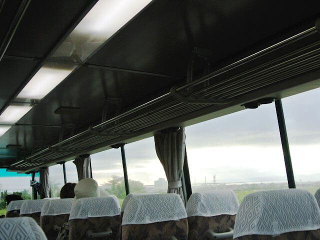 石垣島バスツアー中