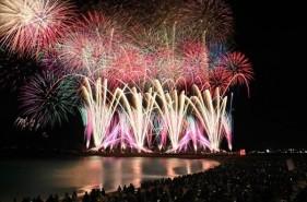 日本で一番早い大花火!今年こそ見たい琉球海炎祭のススメ♪