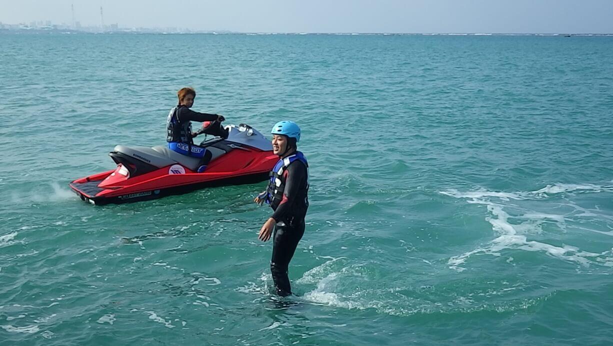 アラハビーチ ライフボート