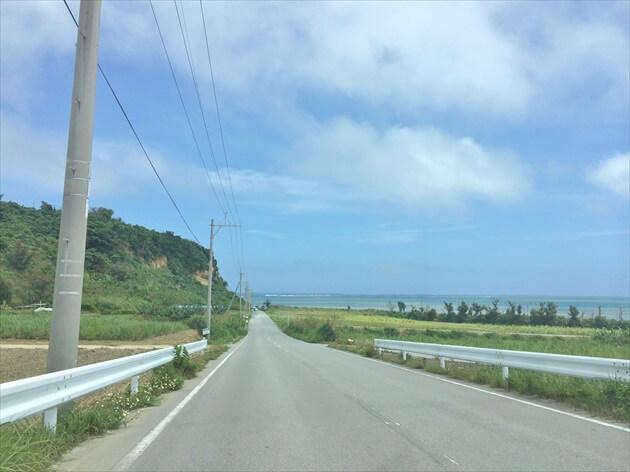 伊計島ドライブ