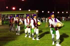 石垣島でも本格エイサーが楽しめる!「明石エイサー祭り」