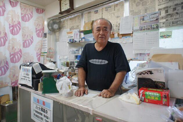石垣島の商店街