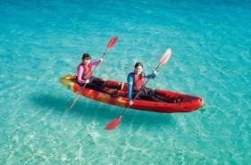 沖縄旅に欠かせないシーカヤックで海さんぽ!楽しみ方教えます♪