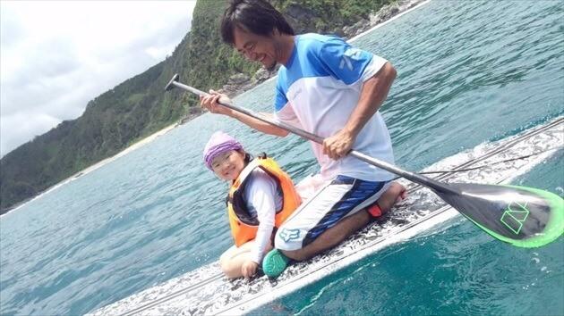沖縄SUP体験
