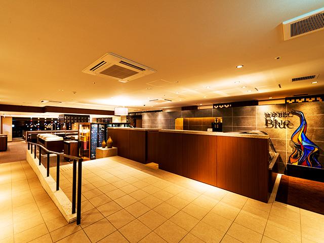 カフーリゾート アネックス棟 琉球BBQ Blue
